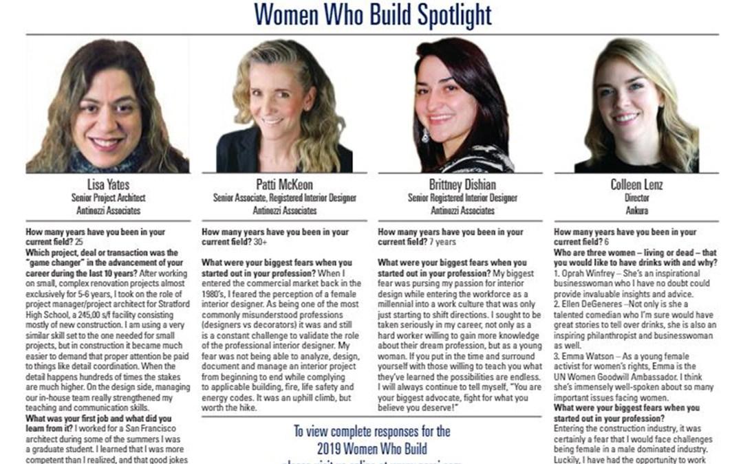 Women Who Build Summit Spotlight