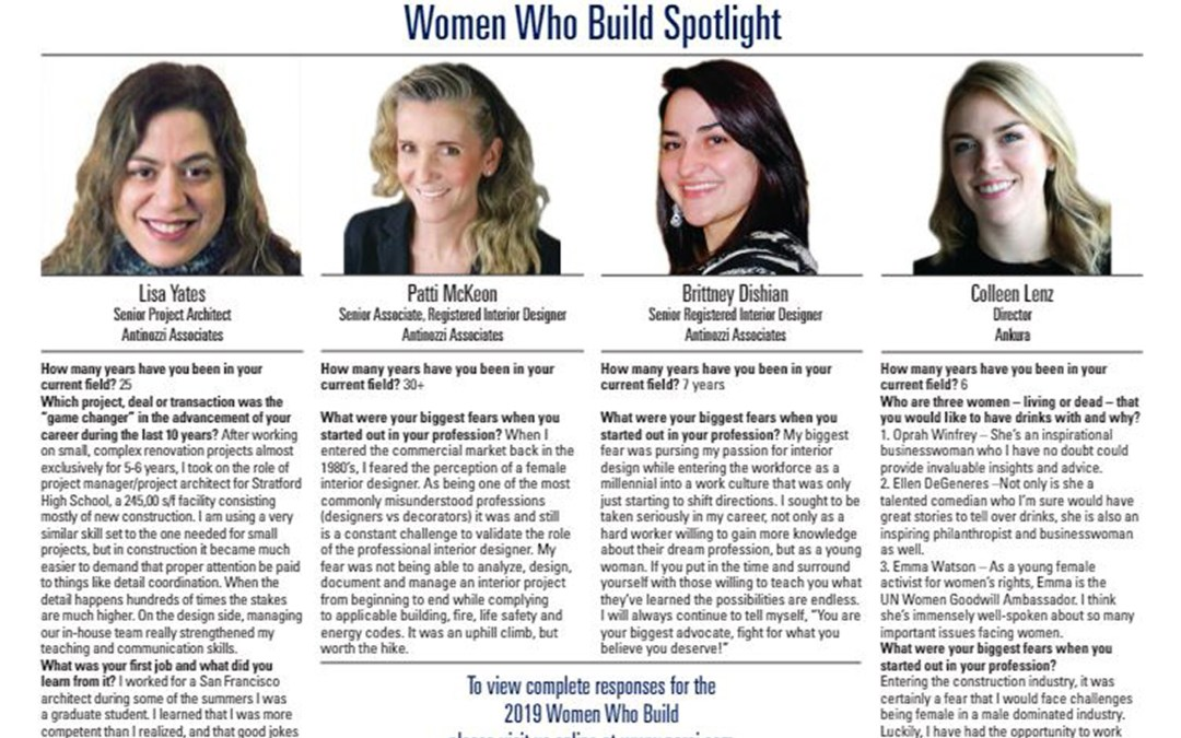 Women Who Build Summit Spotlight