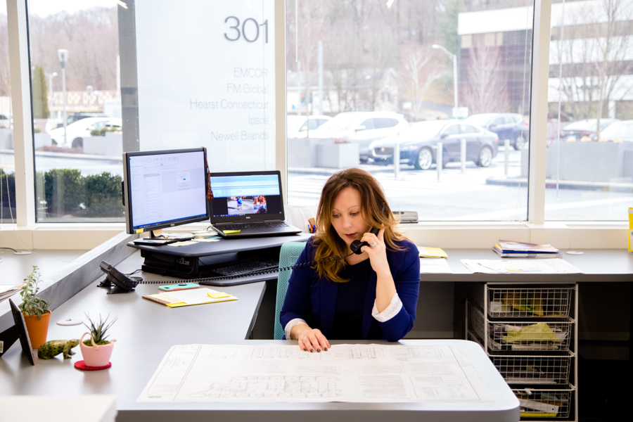 Stephanie Barbagiovanni, NCIDQ, Completes Program at Norwalk Leadership Institute