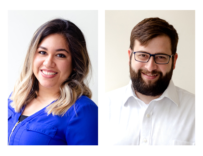 Antinozzi Welcomes Rosa Guzman and Ryan Rosenthal