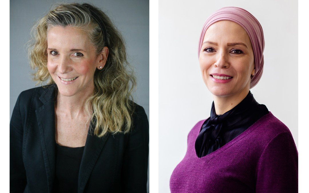 Patti McKeon and Sawsan Khloudi Earn WELL Accredited Professional Credential