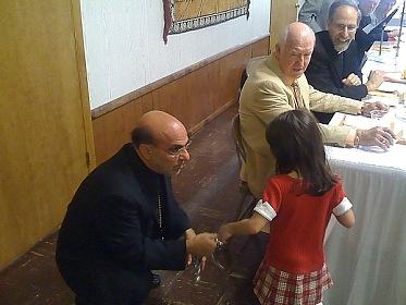 Bishop THOMAS Visits St. Michael's in Monessen, PA ...