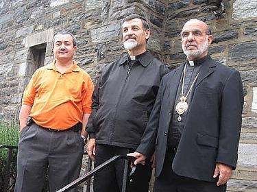 Bishop THOMAS' Visits St. George in Upper Darby ...