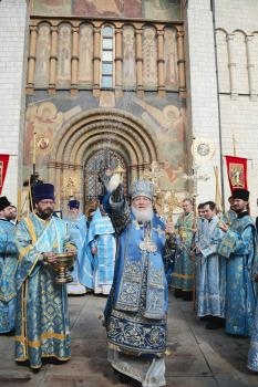 His Holiness Patriarch Kirill of Moscow and all Rus'