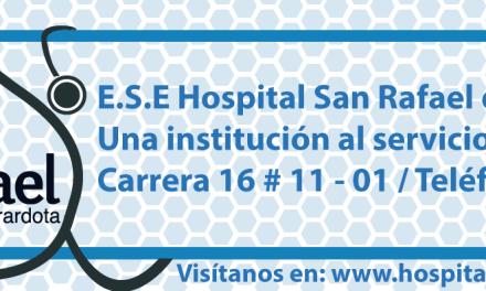 El Hospital de Girardota ofrece métodos de planificación definitivos