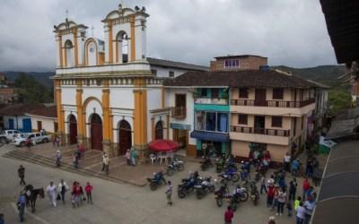 Situación delicada de orden público en el municipio de Anorí