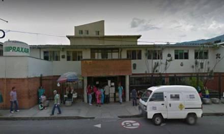 El hospital San Vicente de Paúl de Caldas se inundó