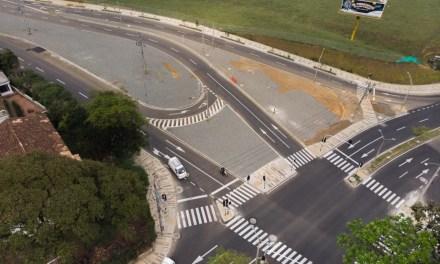 Ampliación vial entre Los Balsos y La Aguacatala, ya está en servicio