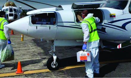 El Aeropuerto Olaya herrera facilita las labores humanitarias en las regiones apartadas