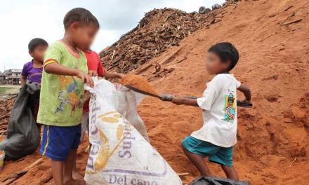 Copacabana en contra del trabajo infantil
