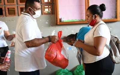 Alcaldía de Puerto Nare brinda ayudas a habitantes