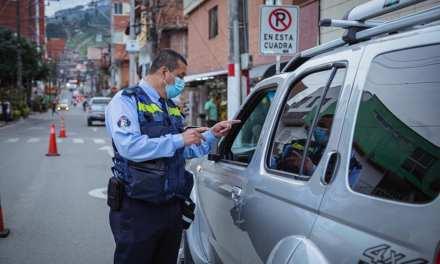 Caldas realizó operativo para garantizar la seguridad