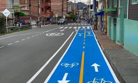 Rionegro fomenta la movilidad sostenible