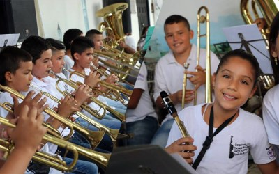 Santa Fe de Antioquia le apuesta a la música