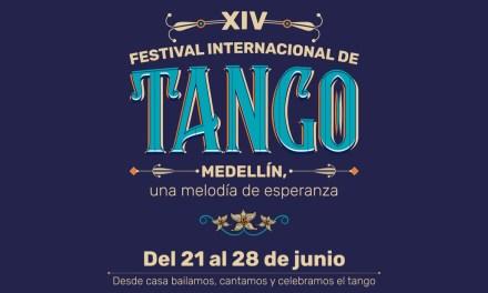 Vuelve el Festival Internacional de Tango en Medellín
