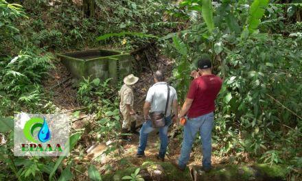 En Pueblorrico revisan los acueductos veredales