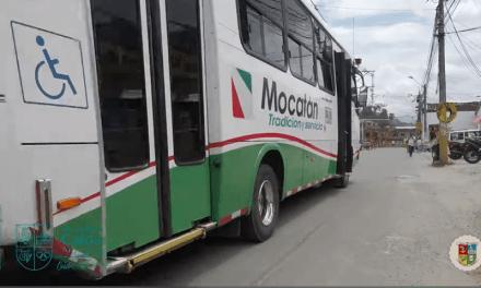 Caldas incentiva movilidad segura entre sus pasajeros