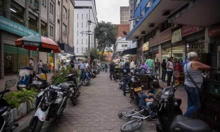 Alarmante aumento de Covid19 en Medellín