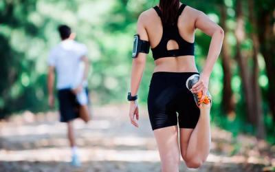 Reactivación de actividad física en Angelópolis