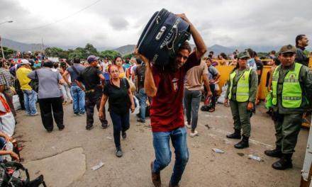 Cancelan retorno de venezolanos en Girardota