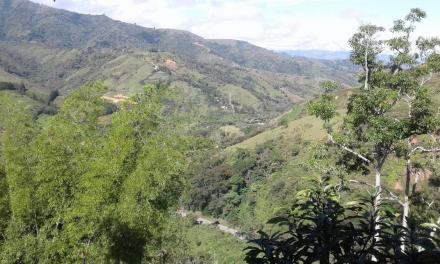 El turismo natural en Cañasgordas
