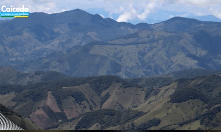 Caicedo protege su parque natural regional