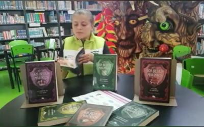 La biblioteca de San Luis presenta una nueva colección