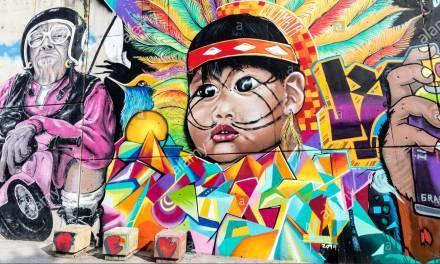 La presencia del arte urbano en los rincones de Medellín