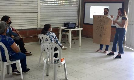 En Girardota se comenzó el proceso de formación sobre liderazgo femenino