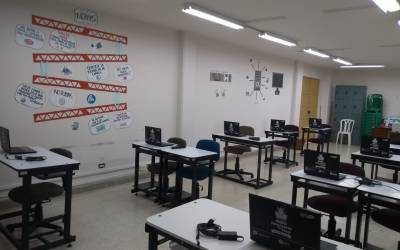 Concordia reabre varios espacios educativos y lúdicos