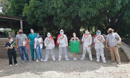 En Valdivia se implementan campañas lúdicas para la concientización del autocuidado