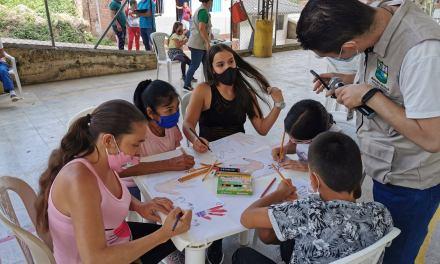 Anzá construirá mural con víctimas del conflicto armado