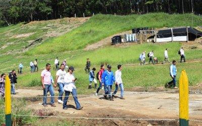 Se va el ETCR de Santa Lucía de Ituango