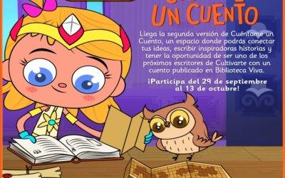 Concurso de cuento para niños en Santa Bárbara