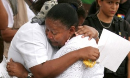 Asesorías para las víctimas en Santo Domingo