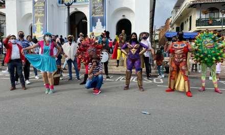 Comenzó festival de teatro infantil en Marinilla