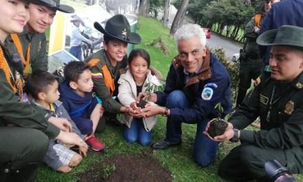 En Colombia se está realizando una sembratón nacional