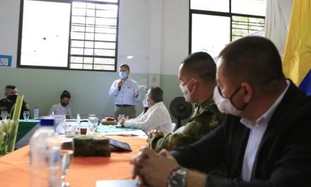 Gobernación y Alcaldía de Barbosa formalizaron ocho Acuerdos Municipales