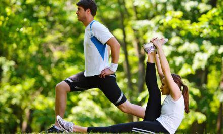 """Campaña """"tres minutos de ejercicio"""" en Jardín"""