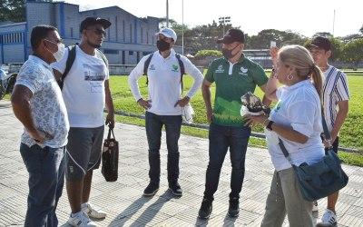 Puerto Nare recibe visitas para la contribución del desarrollo en el municipio