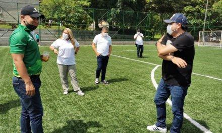 Caracolí planea nuevas estrategias para el deporte