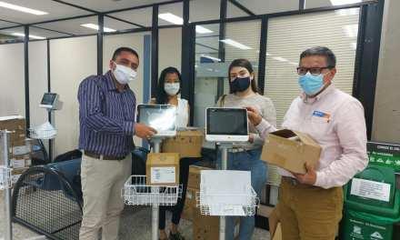 Dotación de equipos biomédicos para Argelia