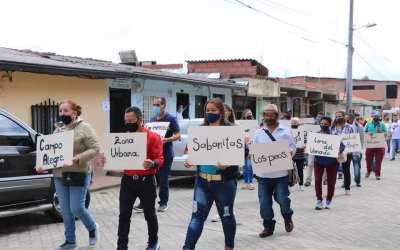 Montebello celebra el día de la Acción Comunal
