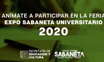 Feria universitaria para jóvenes de Sabaneta