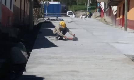 Mejoramiento de infraestructura en San José de la Montaña