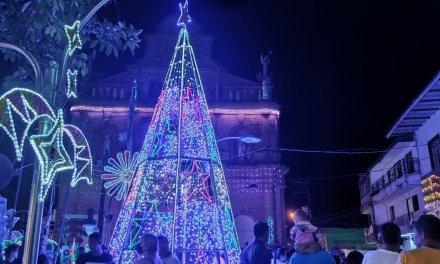 Remedios encendió las luces el lunes 7 de diciembre