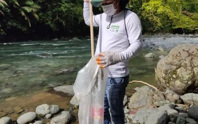 Mutatá realiza jornadas para el cuidado de las fuentes hídricas