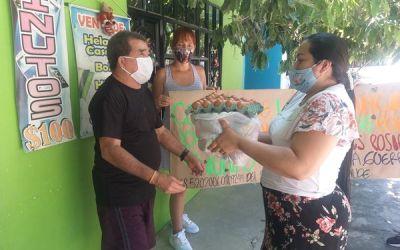 Puerto Triunfo realiza la entrega de suplementos alimentarios para los adultos mayores
