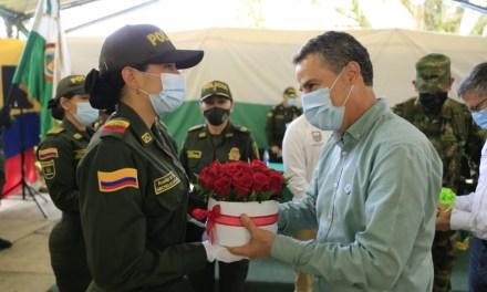 Fortalecer presencia de la mujer en la Policía y el Ejército en Antioquia