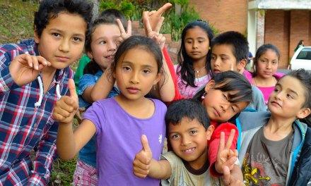 Los niños y niñas deben ser la prioridad en Medellín
